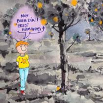 Mi Proyecto del curso: Técnicas de storytelling para transmitir tu mensaje. A Marketing, Cop, writing, Stor, telling, Content Marketing, and Communication project by Sylvana Lobato - 04.10.2021