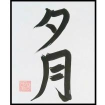 Mi Proyecto del curso Shodo. A Kalligrafie, Brush Painting und Kalligrafie mit Brush Pen project by Tetsuya c - 23.06.2021