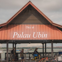 My project in Lifestyle and Travel Photography course - Day at Pulau Ubin. Un progetto di Fotografia, Fotografia all'aperto, Fotografia lifest , e le di Jeremy Teo - 02.07.2021