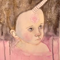 My project in Expressive Watercolor Portraits course. Un progetto di Illustrazione, Belle arti, Pittura, Pittura ad acquerello, Illustrazione di ritratto , e Disegno di ritratto di Linda Ekvall - 11.07.2021