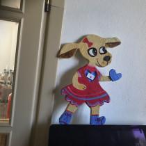 Il mio progetto del corso: Cartapesta per principianti: scolpisci personaggi colorati. Un progetto di Character Design, Design di giocattoli , e Art To di Rosella Pagnini - 11.07.2021