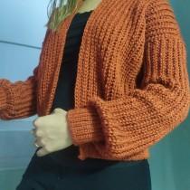 Mi Proyecto del curso: Crochet: crea prendas con una sola aguja. Un progetto di Moda, Fashion Design, Tessuto, DIY , e Uncinetto di Debora de Lima - 12.07.2021