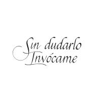 Invócame. A Calligraph, and Brush pen calligraph project by Natalia Alfaro Alfaro - 07.09.2021