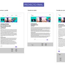 Mi Proyecto del curso: Conceptos de la tipografía para pantallas . Um projeto de Design de informação e Tipografia de Rosario Otero - 14.07.2021