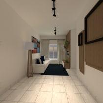 Meu projeto do curso: Render de interiores com SketchUp e V-Ray Next. A Design, Architektur, Innenarchitektur, Digitale Architektur und ArchVIZ project by carolbertuzzi99 - 12.07.2021