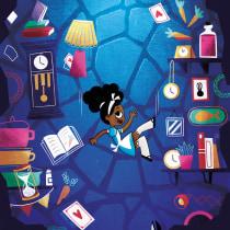 Meu projeto do curso: Ilustração digital para contos infantis. Um projeto de Ilustração, Desenho, Ilustração digital, Ilustração infantil, Desenho digital, Pintura digital e Narrativa de deiselinosilva - 15.07.2021