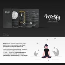 Mistify. Um projeto de UI / UX, Mobile design e Design digital de Vinicius Guislande - 16.07.2021