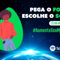 AumenteSeuMundo - Spotify. Um projeto de Publicidade, Marketing, Cop, writing e Criatividade de leocruzbarros - 12.07.2021