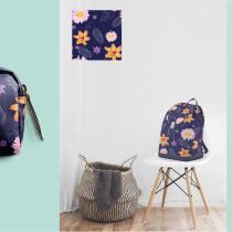 Mi Proyecto del curso: Creación de marca basada en tus propios estampados. Um projeto de Ilustração, Br, ing e Identidade, Design gráfico, Pattern Design, Design de moda, Ilustração têxtil e Ilustração botânica de Isabella Lesmes - 21.07.2021