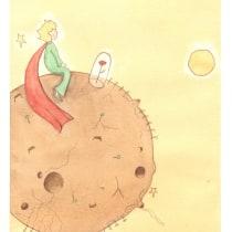 Meu projeto do curso: Ilustração infantil com aquarela. Un progetto di Illustrazione, Belle arti, Pittura, Disegno, Pittura ad acquerello e Illustrazione infantile di Milene Centola - 27.07.2021