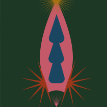Meu projeto do curso: Design de identidade visual: geometria clara e simples. Um projeto de Direção de arte, Br, ing e Identidade e Design gráfico de Gabidé - 04.08.2021