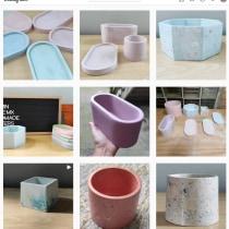 Mi Proyecto del curso: Creación de muebles en concreto para principiantes. Un progetto di Artigianato, Design di mobili, Interior Design, Interior Design , e DIY di Sofia Martinez - 10.08.2021