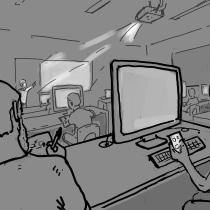 Meu projeto do curso: Fundamentos do desenho de pessoas a partir da imaginação. A Illustration, Fine Art, Sketching, Pencil drawing, Drawing, Artistic drawing, and Figure drawing  project by Joao Pedro Bayma Prado - 08.06.2021