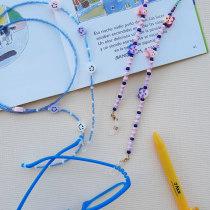 Mi Proyecto del curso: cordones de niños para gafas . Un proyecto de Publicidad, Fotografía con móviles, Instagram, Fotografía para Instagram, Fotografía Lifest y le de marcela jimenez londoño - 17.08.2021