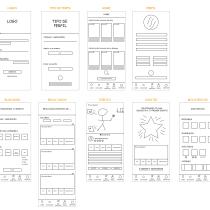 Mi Proyecto del curso: Diseño de producto digital con Lean y UX. Um projeto de UI / UX, Web design, Mobile design e Design digital de Stefano Marsetti - 18.08.2021
