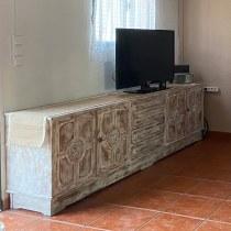 Mi Proyecto del curso: Restauración y transformación de muebles para principiantes. Un proyecto de Artesanía, Diseño de muebles, Diseño de interiores, DIY, Carpintería, Upc y cling de acagnoli - 22.08.2021