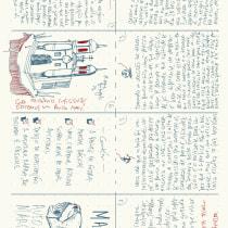 Um exercício de Telepatia!. Um projeto de Escrita, Cop, writing, Criatividade, Stor, telling, Comunicación, Sketchbook e Narrativa de Anne Quiangala - 24.08.2021