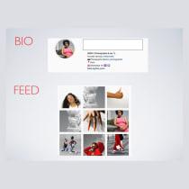 Mon projet du cours : Visual Storytelling pour votre marque personnelle sur Instagram. Un proyecto de Br, ing e Identidad, Redes Sociales, Stor, telling, Mobile marketing, Instagram, Comunicación, Marketing para Instagram y Narrativa de AREM - 25.08.2021