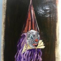 Mi Proyecto del curso: Técnicas de pintura al óleo: naturaleza muerta sobre papel. Un progetto di Belle arti, Pittura , e Pittura ad olio di Jorge Rodríguez Vázquez - 01.09.2021