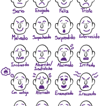 Mi Proyecto del curso: Ilustración original de tu puño y tableta. Un proyecto de Ilustración, Dibujo, Ilustración digital y Dibujo digital de Karen Aguilar - 27.09.2021