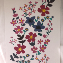 My project . A Illustration, Painting, Pattern Design, Drawing, and Botanical illustration project by dannyboy2021 - 09.03.2021