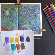 My project in Exploratory Sketchbook: Find Your Drawing Style course. A Illustration, Skizzenentwurf, Kreativität, Zeichnung, Aquarellmalerei, Sketchbook und Gouachemalerei project by haymicorazon - 03.09.2021