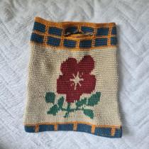 Mi Proyecto del curso: Tapestry: técnica de crochet para dibujar con hilos. Un projet de Création d'accessoires, Mode, Création de motifs, Tissage, DIY , et Crochet de Bernarda Gechter - 30.08.2021