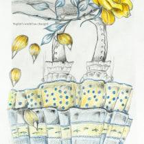 My project in  Illustrating and Writing a Children's Book course. Um projeto de Ilustração, Design de personagens, Design editorial, Escrita, Desenho, Stor, board, Ilustração infantil e Narrativa de Geraldine Vincent - 01.09.2021