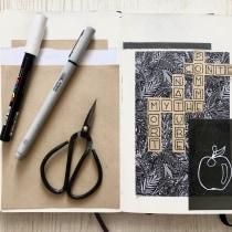 Mon projet du cours : Carnet de dessin, explorez votre processus créatif . Un proyecto de Ilustración, Bocetado, Creatividad, Dibujo, Pintura a la acuarela, Ilustración infantil, Sketchbook y Pintura gouache de Elodie - 13.09.2021