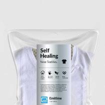Self-healing Textile. A Design, Designverwaltung, Industriedesign, Informationsdesign und Produktdesign project by Aleksandra Ikonomova - 07.09.2021