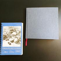 My project in Using Your Sketchbook as an Idea Lab course. Um projeto de Criatividade, Desenho a lápis, Desenho e Sketchbook de r.earle.harris - 18.09.2021
