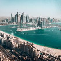 Dubai Travel and lifestyle. A Photograph, Outdoor Photograph, Lifest, and le Photograph project by Carla Ortega Vallejo - 09.19.2021