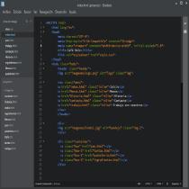 Mi Proyecto del curso: Introducción al Desarrollo Web Responsive con HTML y CSS. A Webdesign, Webentwicklung, CSS und HTML project by David Santos Garcia - 20.09.2021