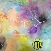Mon projet du cours : Techniques modernes d'aquarelle. A Illustration, Bildende Künste, Malerei und Aquarellmalerei project by luciecalonne - 20.03.2021
