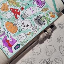 My project in Creative Doodling and Hand-Lettering for Beginners course. Un progetto di Illustrazione, Lettering, Disegno, Disegno artistico, H , e lettering di Rene du Plessis - 26.09.2021