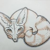 Daily Sketching for Creative Inspiration - Sketchbook. Un projet de Illustration, Esquisse , Créativité, Dessin , et Carnet de croquis de Jacqueline May - 26.09.2021
