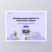 My project in Web Design with Figma: Building Striking Compositions course. Um projeto de UI / UX, Web design, Mobile design, Design digital e Design de apps  de Jorge Calienes - 17.09.2021