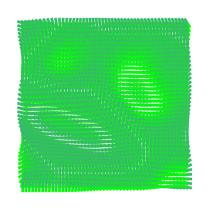 Mi Proyecto del curso: Codificación creativa: crea piezas visuales con JavaScript. Un progetto di Motion Graphics, Multimedia , e Javascript di Oswaldo Jiménez - 22.09.2021