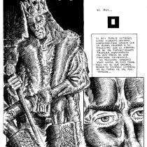 Mi Proyecto del curso: Técnicas de entintado para cómic e ilustración. Un proyecto de Ilustración, Bellas Artes, Pintura, Cómic e Ilustración con tinta de José Antonio Higuero - 04.10.2021