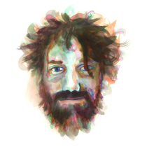 Mi Proyecto del curso: Retrato artístico en acuarela. A Fine Art, Painting, Watercolor Painting, Portrait illustration, and Portrait Drawing project by Mertens Guus - 09.04.2021