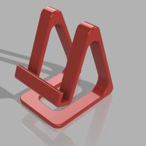 Mi Proyecto del curso: Introducción al diseño e impresión en 3D. A 3D, Industrial Design, Product Design, 3d modeling, and Design 3D project by Jeremias Huber Beisel - 10.08.2021