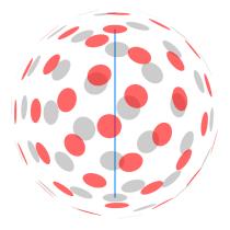 Final Project - Morphing Animated Pixels. Un progetto di Motion Graphics, Multimedia , e Javascript di Mike Koss - 08.10.2021