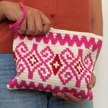 Proyecto diseño de patrón en crochet. Un progetto di Design di accessori, Moda, Design Pattern, Tessuto, DIY , e Uncinetto di Diana Lazcano - 13.10.2021