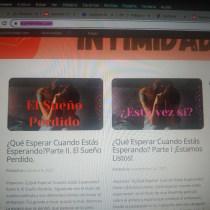 https://www.soyintimidad.com/. Un proyecto de Marketing Digital, Mobile marketing, Marketing de contenidos y Comunicación de Marcela Valencia Rivera - 16.10.2021