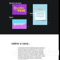 CACO. Un proyecto de Multimedia, Marketing Digital, Marketing de contenidos y Comunicación de Fernando Caliari - 16.10.2021