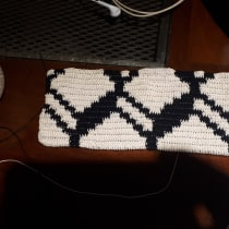 Mi Proyecto del curso: Diseño de patrones en crochet: encuentra tu propio estilo. Un progetto di Design di accessori, Moda, Design Pattern, Tessuto, DIY , e Uncinetto di veronenina - 17.10.2021