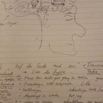 Mein Kursprojekt: Schreibprozess eines Romans. A Schrift, Kreativität, Stor, telling und Erzählung project by Lukas - 17.10.2021