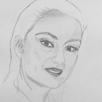 Mi Proyecto del curso: Sketchbook de retrato: explora el rostro humano. Un proyecto de Bocetado, Dibujo, Dibujo de Retrato, Dibujo artístico y Sketchbook de Igor Seva Conde - 18.10.2021