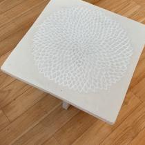 Mi Proyecto del curso: Creación de muebles en concreto para principiantes. A H, werk, Möbeldesign, Innendesign, Innenarchitektur und DIY project by leylacueter - 18.10.2021