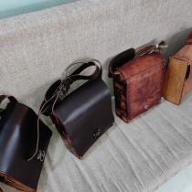 My project in Design of Seam-Free Leather Accessories course. Un proyecto de Diseño, Diseño de complementos, Artesanía, Moda y Costura de Jason Lewis - 19.10.2021